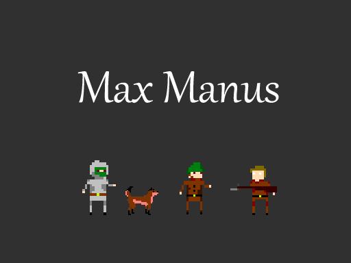 Max manus logo