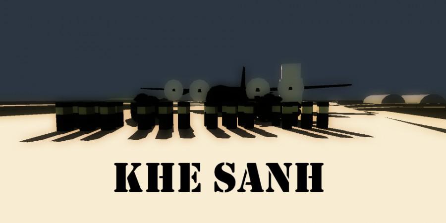 Battle of Khe Sanh logo