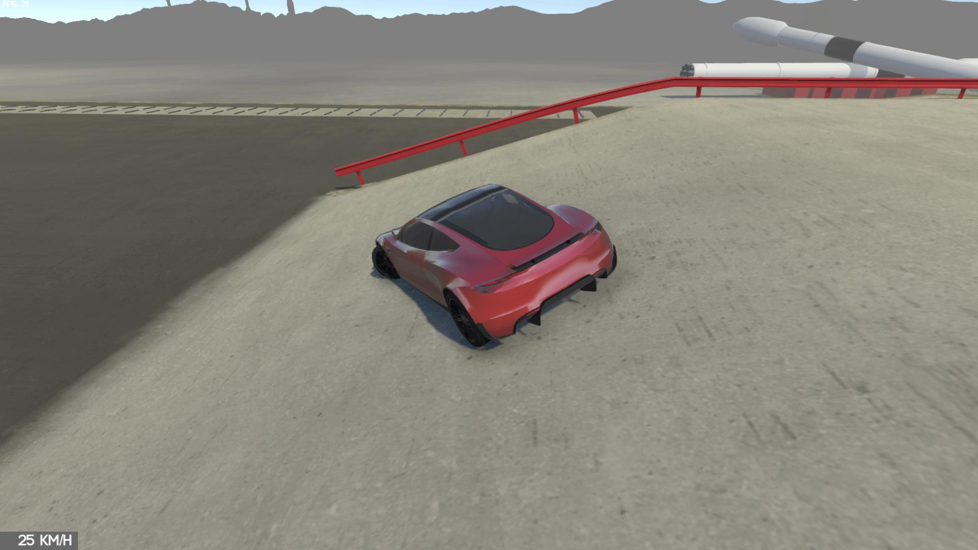 Tesla Motors Simulator Game - drive the Roadster 2020 ...