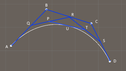 Everything about interpolation in Unity with C# code - Bezier curves