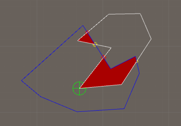 Use math to solve problems in Unity with C# - Cut Polygons | Habrador