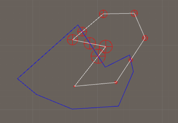 Unity Mesh Intersection