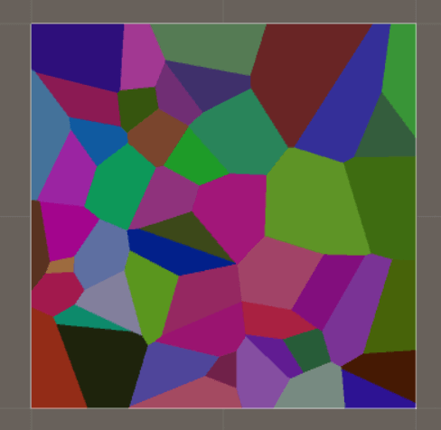 Use Math To Solve Problems In Unity With C Voronoi Diagram Habrador